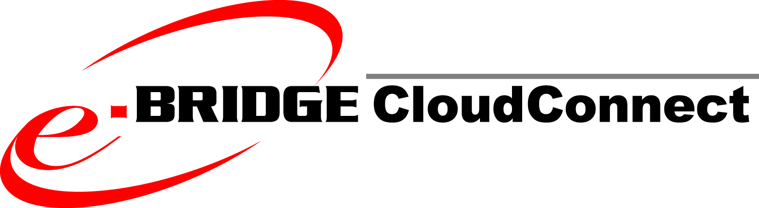 e-BRIDGE Cloud Connect Logo